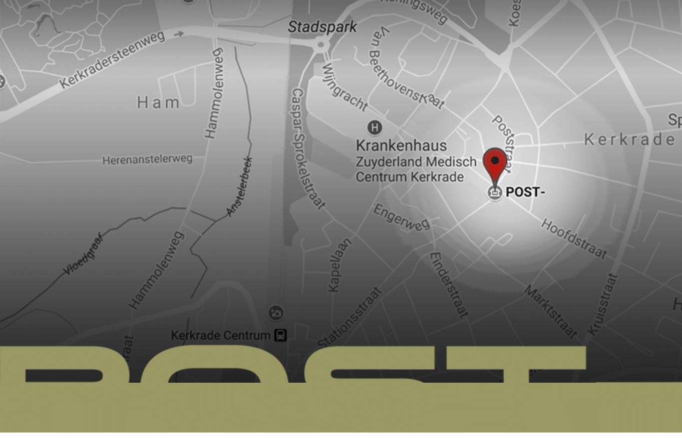 POST- Kerkrade NL
